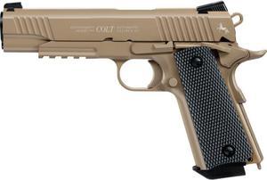 Umarex, Пневматический пистолет Umarex Colt M45 CQBP FDE