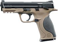 Пневматический пистолет Umarex S&W MP40 TS FDE