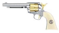 Пневматический пистолет Umarex COLT SINGLE ACTION ARMY 45 gold edition