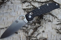 Нож Steelclaw Голем Black