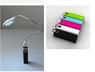 Портативные зарядные устройства, Внешнее зарядное устройство Power Bank DOCA D516 (2600mAh), черный