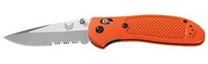 BENCHMADE, 551S-ORG Нож Benchmade Pardue Griptillian