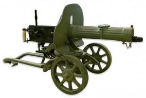 Макеты массогабаритные, ММГ пулемет Максим