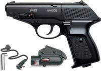 Пневматический пистолет Gamo Р-23 Combo Laser