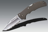 Нож Cold Steel Code 4 Clip Point Serrated