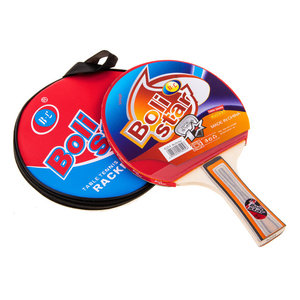 Ракетки для настольного тенниса, Теннисная ракетка Boli Star 8204В