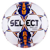 Мяч футбольный Select Briliant Replica Duxon Orange/Silver