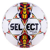 Мяч футбольный Select Briliant Super Duxon Gold/Black