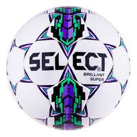 Мяч футбольный Select Briliant Super Duxon Purple