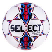 Мяч футбольный Select Briliant Super Duxon Red