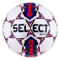 Мяч футбольный Select Match Duxon Red