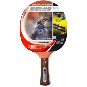 Ракетки для настольного тенниса, Ракетка для настольного тенниса Donic Waldner Line 600