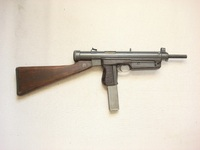 ММГ Пистолет-пулемет CZ SA-24