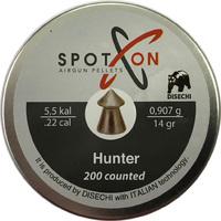 ПУЛИ SPOTON HUNTER 0,907 (250) 5,5мм