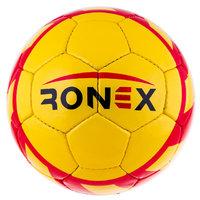 Мяч футбольный Ronex HUM Red/Black