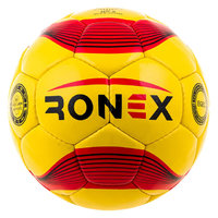 Мяч футбольный DXN YW Joma-1 Red/Black