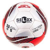 Мяч футбольный Grippy PRO GOLD Pearl RED