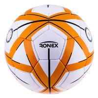 Футбольные мячи, Мяч футбольный Grippy Ronex-Molten orange