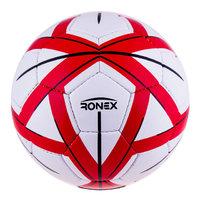 Мяч футбольный Grippy Ronex-Molten red