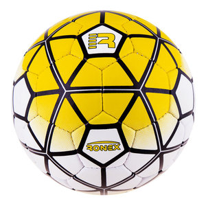 Футбольные мячи, Мяч футбольный Grippy Ronex Premier League ORDEM Yellow