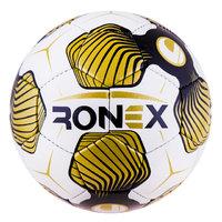 Мяч футбольный Grippy Ronex-UHL3 gold