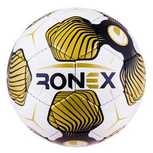 Футбольные мячи, Мяч футбольный Grippy Ronex-UHL3 gold