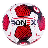 Мяч футбольный Grippy Ronex-UHL3 red