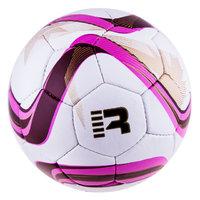 Мяч футбольный Grippy Ronex ZULU Pink/Black