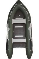 Bark BN-360S Моторная надувная лодка килевая с жестким днищем, шестиместная