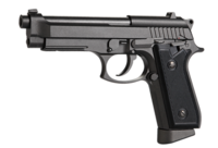 Пистолет пневматический SAS PT99 Beretta M92 Blowback