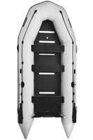 Bark BT-420S Моторная надувная лодка килевая с жестким днищем, восьмиместная