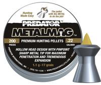 Пули JSB Metalmag 5,5мм 1,10(200)