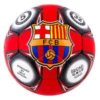 Мяч футбольный Grippy G-14 FC Barcelona White/Red
