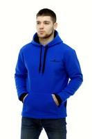 Кофта микрофлисовая с капюшоном Fishing Style Fleece Shtorm Синяя XXL
