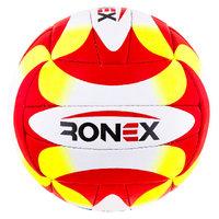 Мяч волейбольный Ronex Orignal Grippy Red/Yel/White