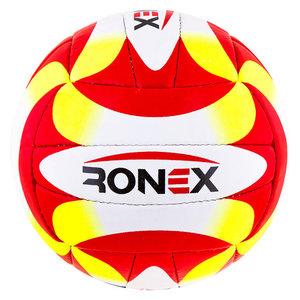 Волейбольные мячи, Мяч волейбольный Ronex Orignal Grippy Red/Yel/White