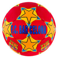 Мяч футбольный Grippy G-14 FC Barcelona-2 red/yellow