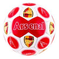 Мяч футбольный Grippy G-14 Arsenal-2 Red