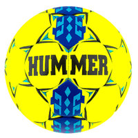 Мяч футбольный Cordly Yellow Hummer Sky Blue