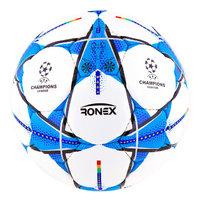 Мяч футбольный DXN Ronex Finale 1 Sky/Blue/Black