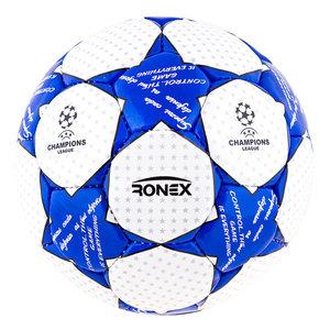 Футбольные мячи, Мяч футбольный Grippy Ronex Finale2 blue