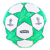 Мяч футбольный Grippy Ronex Finale2 green