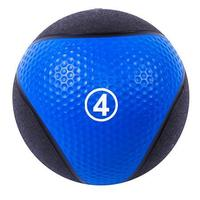 Мяч медицинский (медбол) IronMaster 4kg
