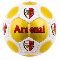 Мяч футбольный Duxion Arsenal Red/Gold/Black