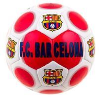 Мяч футбольный Duxion Barsa Red/Blue