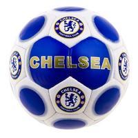 Мяч футбольный Duxion Chelsi Blue/Gold