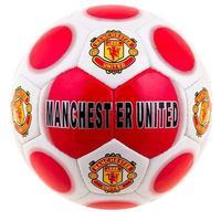 Мяч футбольный Duxion Manch Red/Yellow/Black