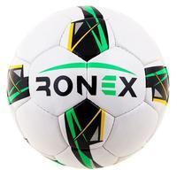 Мяч футбольный DXN Ronex JM Green/Yellow