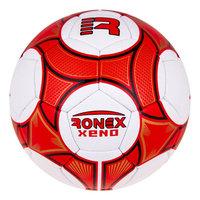 Футбольные мячи, Мяч футбольный Grippy Ronex XENO Red/Black