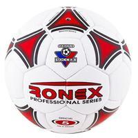 Футбольные мячи, Мяч футбольный Grippy Ronex Professional Red/Black